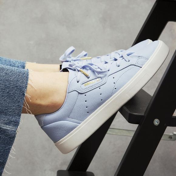 adidas Shoes | Sleek Periwinkle